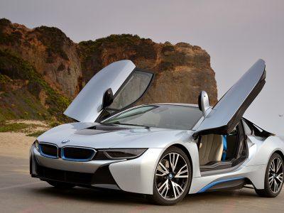 BMW I8 وارد کویت می شود